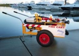 FIRE CART