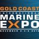 Gold Coast International Marine Expo 2012 Logo