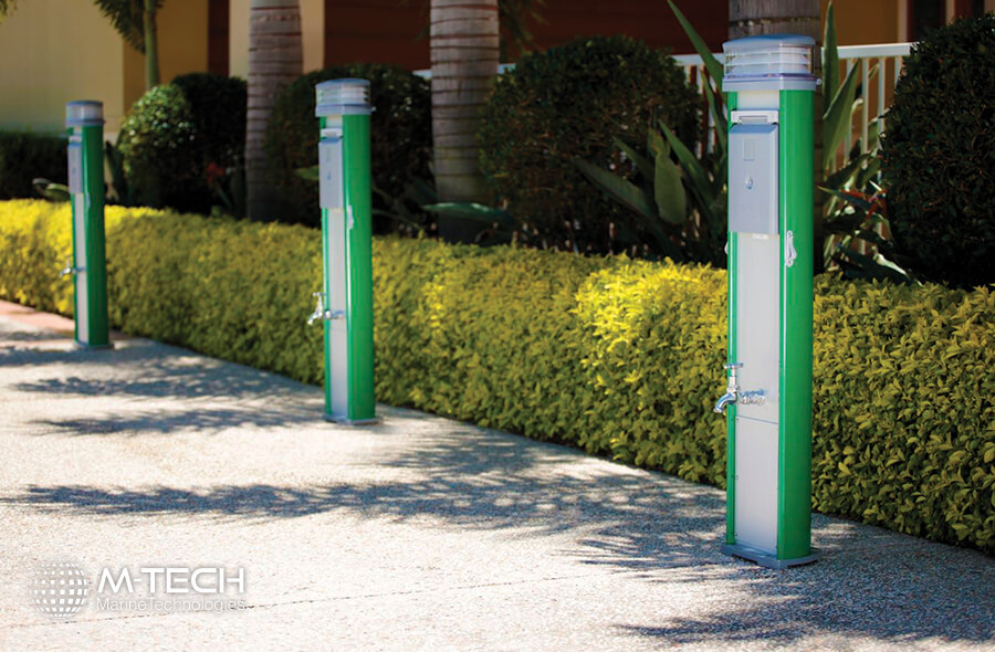 Sterling Park Pedestal