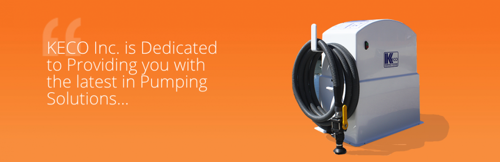 KECO Inc is Dedicated to providing you with the latest in pumping solutions