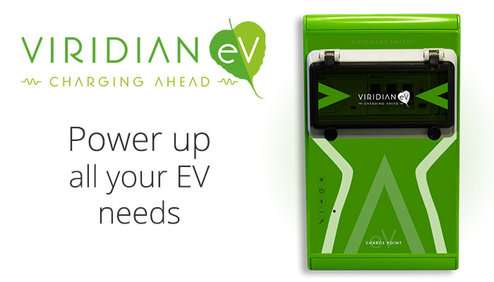 Viridian EV Charging ahead Power up all your EV needs
