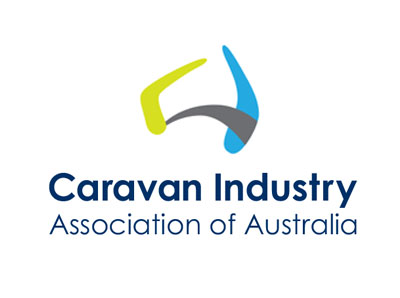 Caravan Industry Association of Australia logo