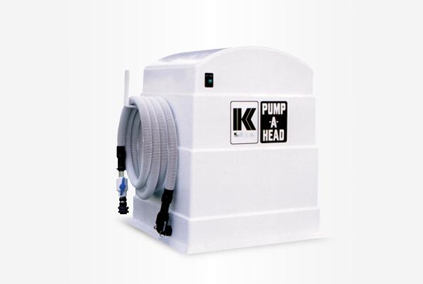 Pump a Head Pump System
