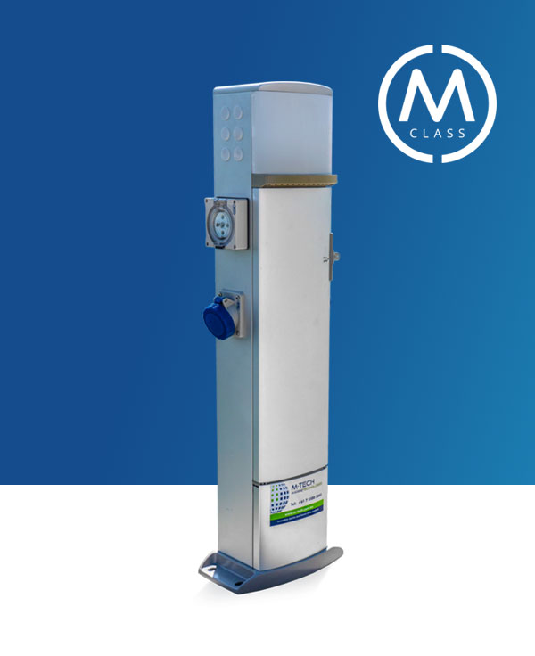 M-Tech Marine Pedestal Pylon