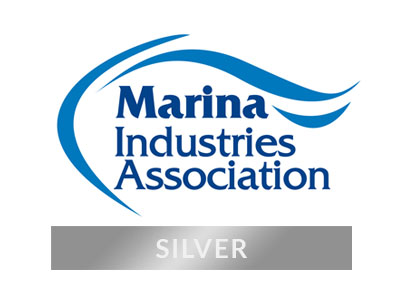 Marina Industries Association Silver Logo