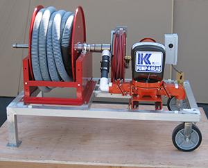 Skid Pump System